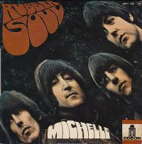 Cover The Beatles - Rubber Soul [Album]